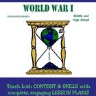4113 World War I - COMPLETE UNIT