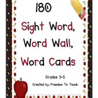 4.L.3 & 4.L.6 Common Core: Word Wall Words with parts of s