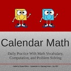 4th Grade Calendar Math Power Point Introduction
