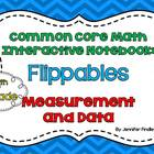4th Grade Interactive Student Notebook {Measurement and Da