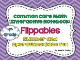 4th Grade Interactive Student Notebook {Number & Operation