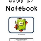 4th Grade Math Common Core Unit 13 Notebook