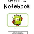 4th Grade Math Common Core Unit 3 Notebook
