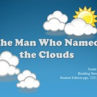 4th Grade Reading Street: The Man Who Named the Clouds Vocab PPT