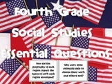 4th Grade Social Studies Essential Questions