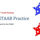 4th grade - New- STAAR Reading Practice Test