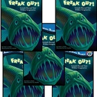 5 Book Set of  FREAK OUT:  All Aboard Science Reader Level 2