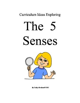 5 Senses Curriculum Unit