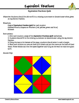 5 in 1 Fraction Activities
