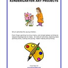 50 Kindergarten Art Projects