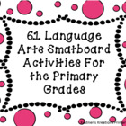 55 Language Arts Smartboard Activities