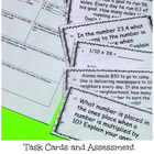5.NBT.1- 5th Grade Assessment for Multiply by 10 and 1/10