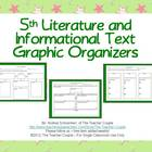 5th Grade Common Core Reading/Informational Text Graphic O