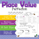 5th Grade Place Value Perfection 5.NBT.1 and 5.NBT.2