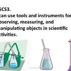 5th Grade Science Standards for Posting--Georgia