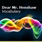 5th Language Arts HM 4.4 Dear Mr Henshaw Vocab PPT