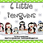 6 Little Penguins
