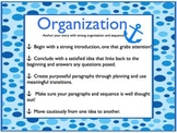 6 Traits anchor charts