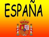 66 Slide Spain (Espana) Power Point Presentation (In Spanish)