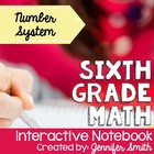6th Grade Interactive Notebook Bundle- Number System