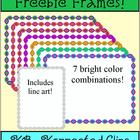 7 Freebie Frames! - Commercial use welcome!