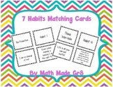 7 Habits of Highly Effective Teens Matching
