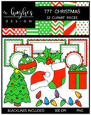 777 Christmas Bundle {Graphics for Commercial Use}