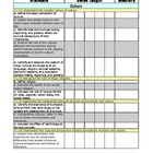 7th Grade Social Studies Tennessee Standards Checklist