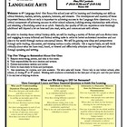 Concept-Based 8th Grade Language Arts Syllabus (supports C