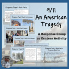 9-11 September 11th Centers or Response Group Activity Sept. 11