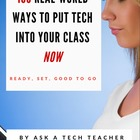 98 Tech Problems From the Classroom and How Students Can S