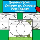 A+ Beanstalk Books Venn Diagram...Compare and Contrast