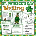 A Bit O'Writing For St. Patrick's Day