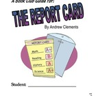 A Book Club Guide for The Report Card, by Andrew Clements