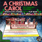 A Christmas Carol: Reading, Writing, Craftivity, and Pop U