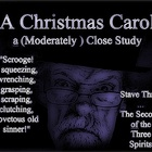 A Christmas Carol Stave Three: A Close Reading Study (9 pa