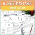 A Christmas Carol by Charles Dickens {A Novel Study}