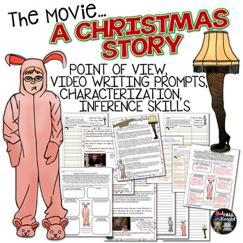 """A Christmas Story"" The Movie: Point of View, Character, Writing, Video, & Notes"