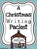 A Christmas Writing Pack- centered around the Biblical sto