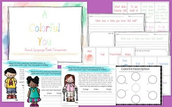 A Colorful You: Book and Book Companion