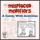 A Comic Lesson on Misplaced Modifiers: Activities Included