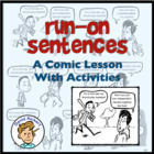 A Comic Lesson on Run-On Sentences
