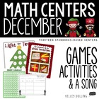 A Common Core Christmas {A Holiday Flavored Math Collection}