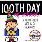 A Day for the 100th Day of School
