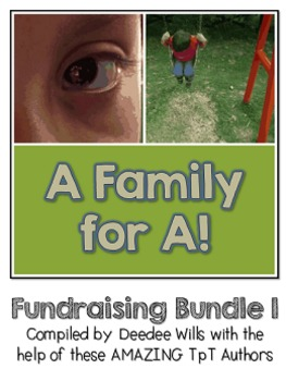 A Family for A: Fundraising Bundle 1