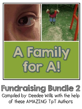 A Family for A: Fundraising Bundle 2