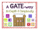 A GATE-way to Depth and Complexity: A Starter Kit!