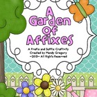 A Garden of Affixes: Prefix and a Suffix Craftivity