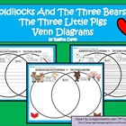 A+ Goldilocks And The Three Bears & The Three Little Pigs