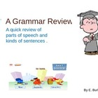 A Grammar Review